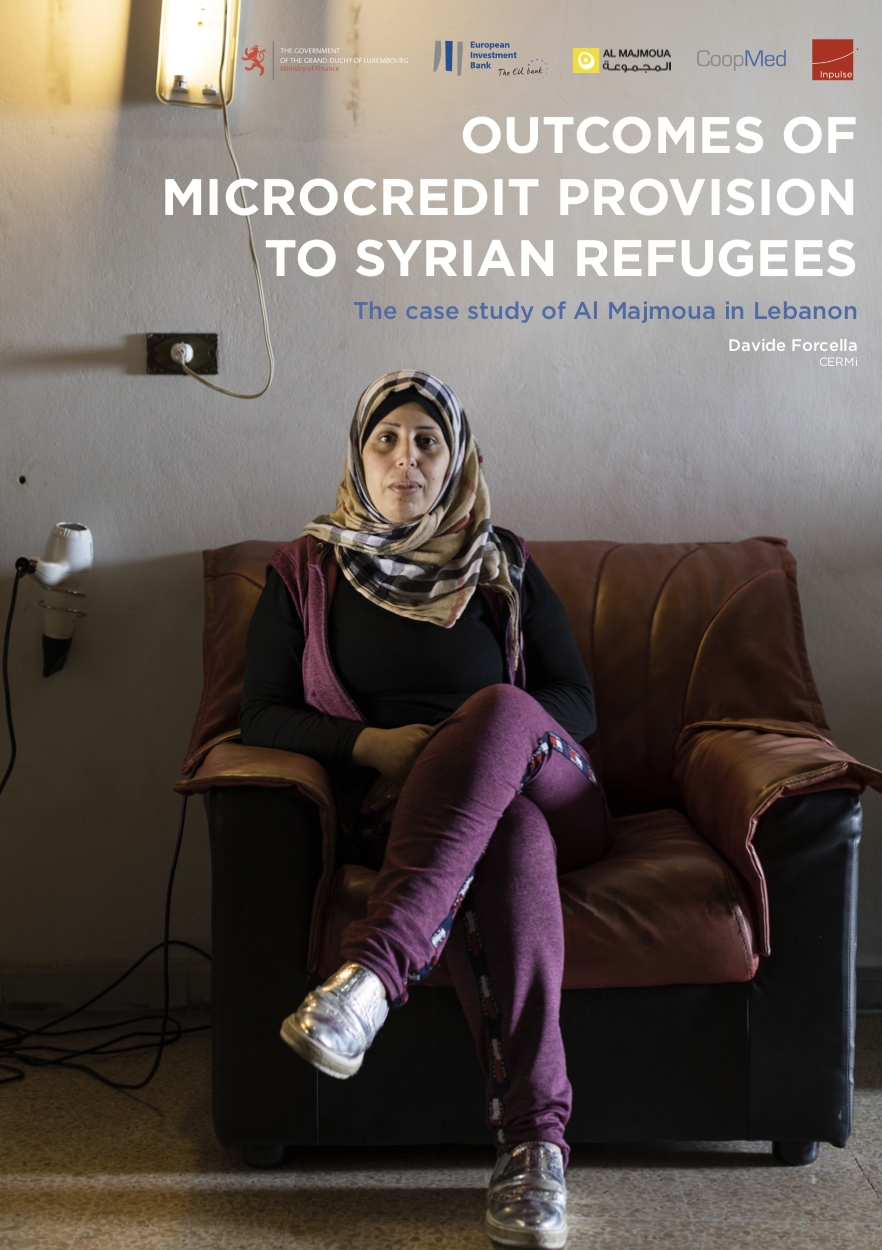 OUTCOMES OF MICROCREDIT PROVISION TO SYRIAN REFUGEES IN LEBANON